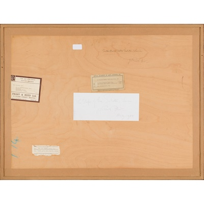Lot 10 - SIR WILLIAM  RUSSELL FLINT  P.R.A., P.R.W.S., R.S.W., R.O.I., R.E. (SCOTTISH  1880-1969)