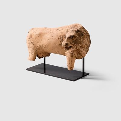 Lot 29 - ANCIENT GREEK VOTIVE COW