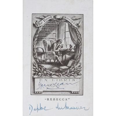 Lot 101 - Du Maurier, Daphne