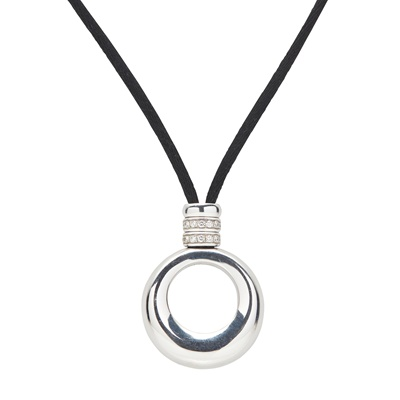 Lot 125 - A diamond set necklace, Chaumet