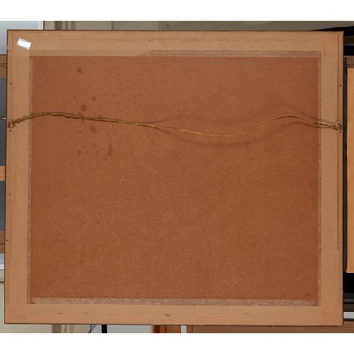 Lot 13 - DUNCAN SHANKS R.S.A., R.S.W. (SCOTTISH B.1937)