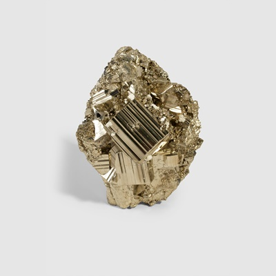 Lot 2-LARGE PYRITE CLUSTER