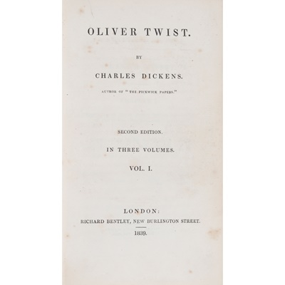 Lot 92 - Dickens, Charles