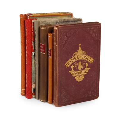 Lot 180 - 6 Magic Books, comprising Dean, Henry