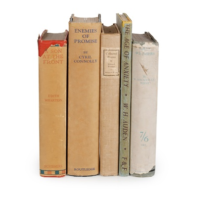 Lot 72 - 5 First editions, comprising