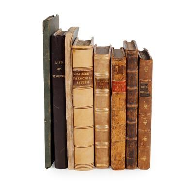 Lot 60 - Scotland, 8 volumes, comprising