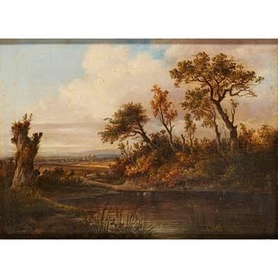 Lot 58 - PATRICK NASMYTH (SCOTTISH 1787-1831)
