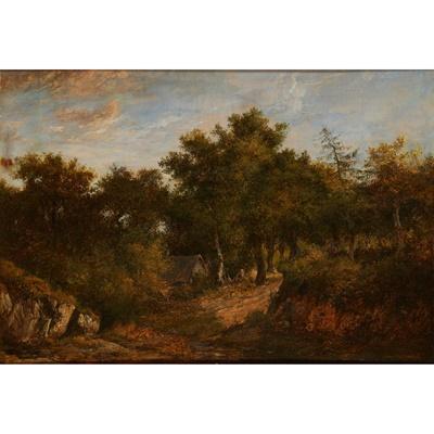 Lot 28 - PATRICK NASMYTH (SCOTTISH 1787-1831)