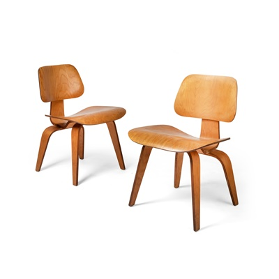 Lot 77 - Charles and Ray Eames (American, 1907-1978, 1912-1988) for Evans