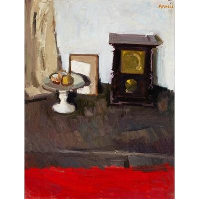 Lot 113 - ALEXANDER GOUDIE (SCOTTISH 1933-2004)