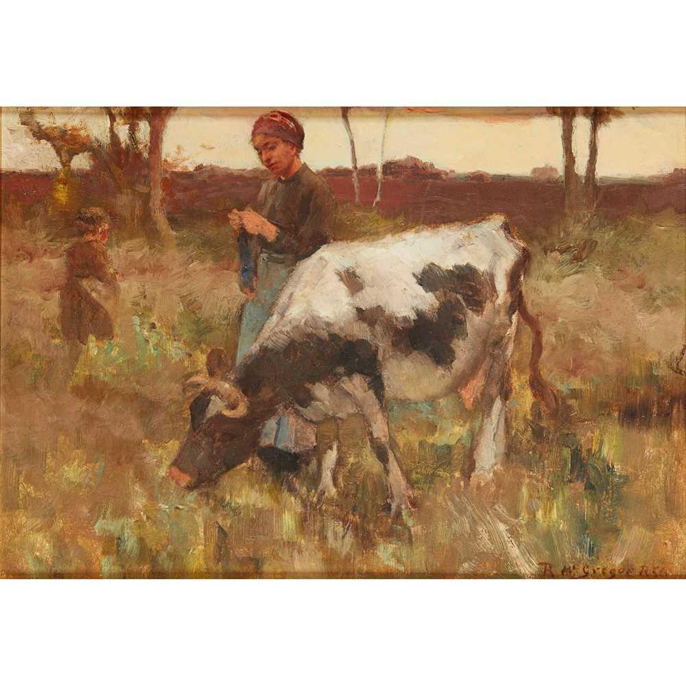 Lot 79 - ROBERT MCGREGOR R.S.A. (SCOTTISH 1847-1922)
