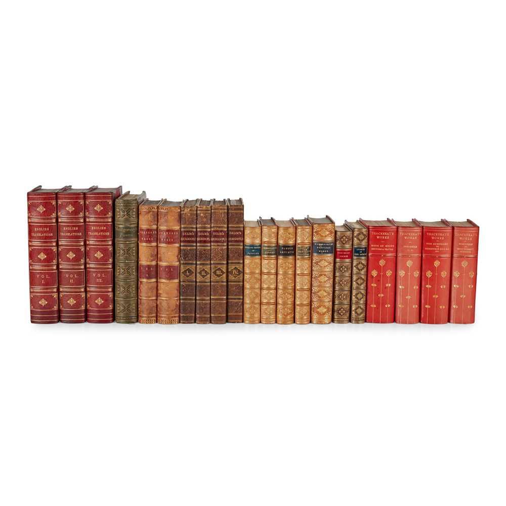 Lot 188 - Leather Bound Literature