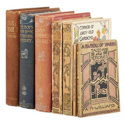 Lot 390 - JESSIE MARION KING (1875 – 1949) (ILLUS.) FOR T.N. FOULIS, GOWANS & GRAY, GEO. ROUTLEDGE (PUB.)