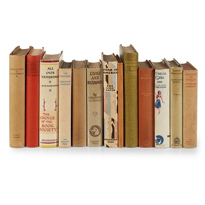 Lot 126 - 1930's Literature