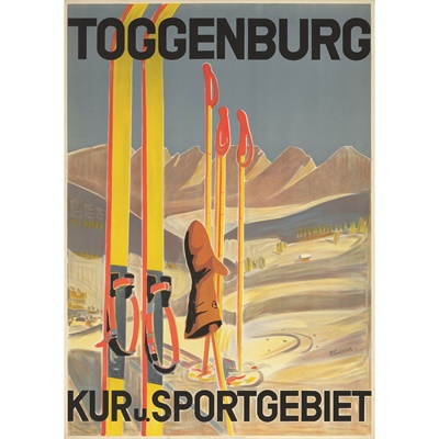 Lot 238 - Hans Looser (1919-1998)