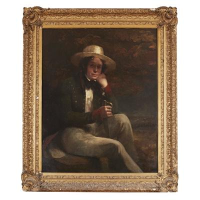 Lot 32 - SIR JOHN WATSON-GORDON (SCOTTISH 1788-1864)