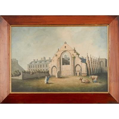 Lot 56 - 19TH CENTURY BRITISH NAIVE SCHOOL