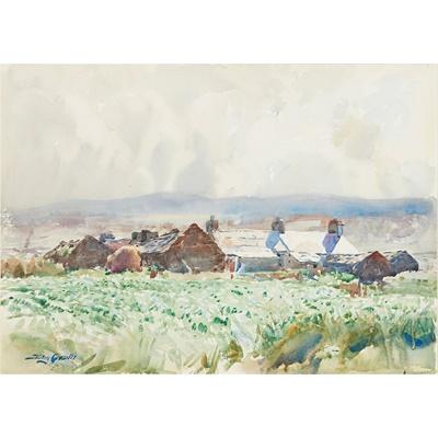 Lot 148 - STANLEY CURSITER C.B.E., R.S.A., R.S.A (SCOTTISH 1887-1976)