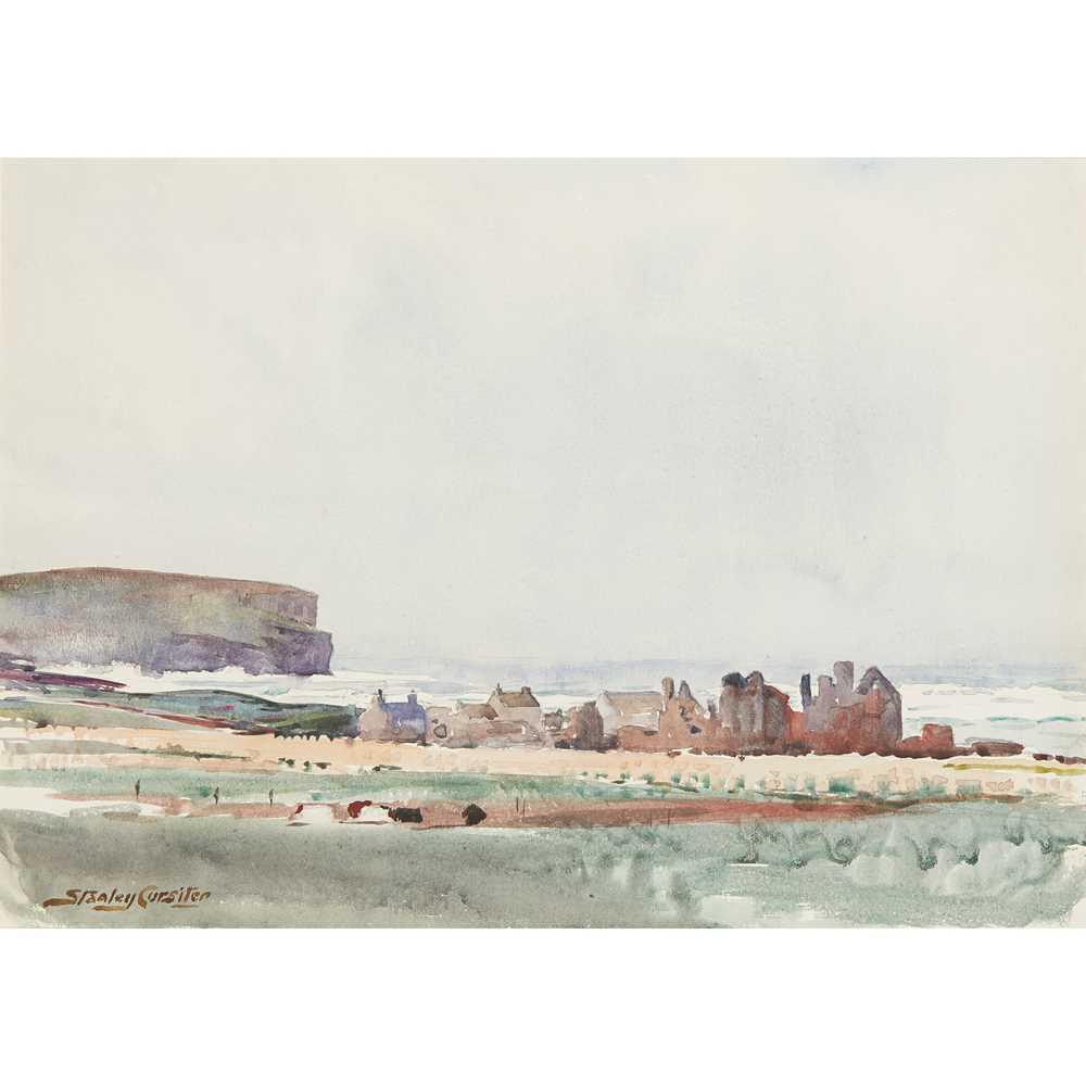Lot 146 - STANLEY CURSITER C.B.E., R.S.A., R.S.A (SCOTTISH 1887-1976)