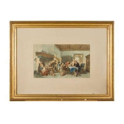 Lot 20 - HERMAN FREDERICK CAREL TEN KATE (DUTCH 1822-1891)
