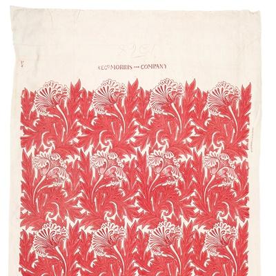 Lot 104 - WILLIAM MORRIS (1834-1896) FOR MORRIS & CO.