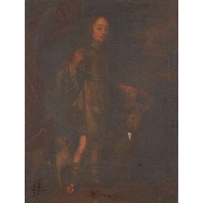 Lot 120 - CIRCLE OF SIR PETER LELY (DUTCH 1618-1680)