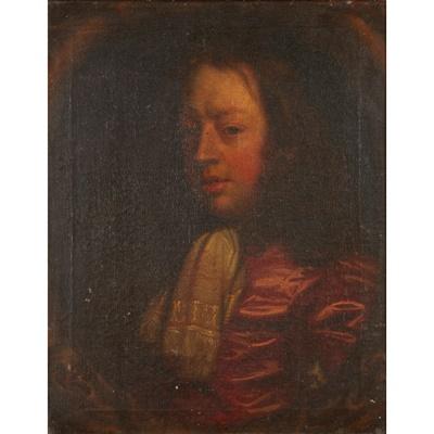 Lot 121 - CIRCLE OF SIR PETER LELY (DUTCH 1618-1680)