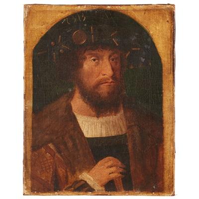 Lot 111 - AFTER MICHEL SITTOW (FLEMISH 1469-1525)