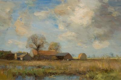 Lot 23 - WILLIAM MILLER FRAZER R.S.A. (SCOTTISH 1864-1961)