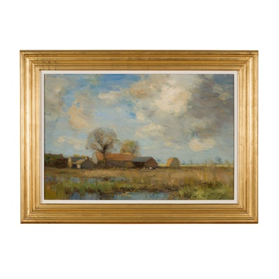 Lot 23-WILLIAM MILLER FRAZER R.S.A. (SCOTTISH 1864-1961)