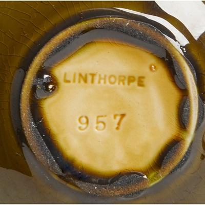 Lot 56 - CHRISTOPHER DRESSER (1868-1904) FOR LINTHORPE ART POTTERY