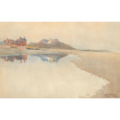 Lot 81 - JAMES PATERSON R.S.A., R.S.W., R.W.S. (SCOTTISH 1854-1932)