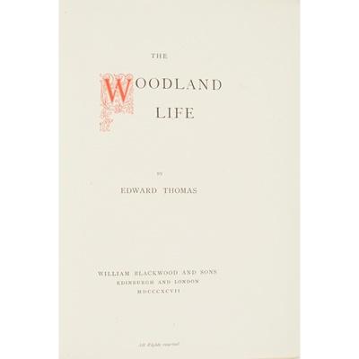 Lot 207 - Thomas, Edward