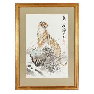 Lot 158 - CHEN YANNING (CHINESE 1945-)