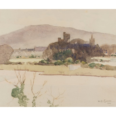 Lot 6 - WILLIAM HANNA CLARKE (SCOTTISH 1882-1924)