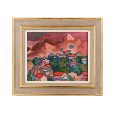 Lot 52 - DENIS PEPLOE R.S.A (SCOTTISH 1914-1993)