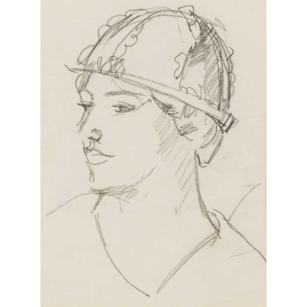 Lot 22 - JOHN DUNCAN FERGUSSON R.B.A. (SCOTTISH 1874-1961)