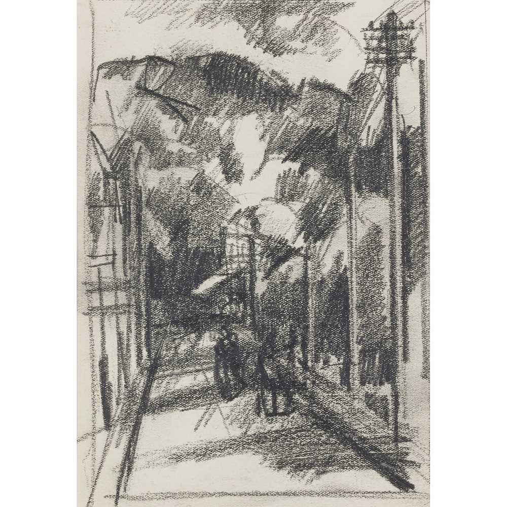Lot 21 - JOHN DUNCAN FERGUSSON R.B.A. (SCOTTISH 1874-1961)