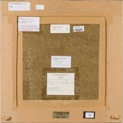 Lot 39 - SIR ROBIN PHILIPSON R.A., P.R.S.A., F.R.S.A., R.S.W., R.G.I., D.Litt., L.L.D. (SCOTTISH 1916-1992)