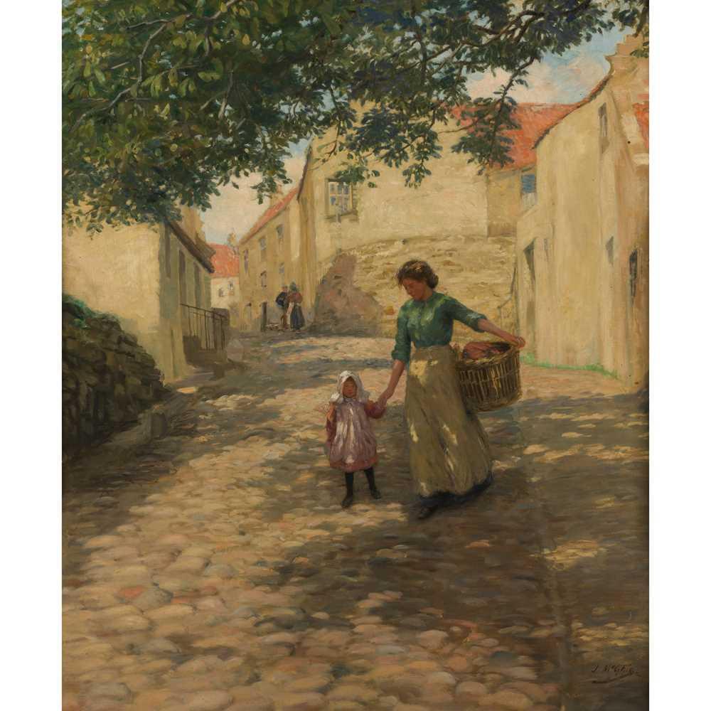 Lot 2 - JOHN MCGHIE (SCOTTISH 1867-1952)