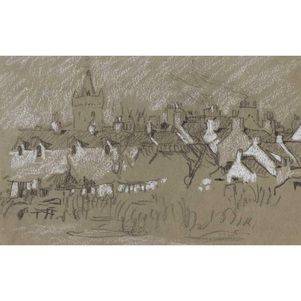 Lot 7 - CHARLES OPPENHEIMER R.S.A., R.S.W (SCOTTISH 1876-1961)