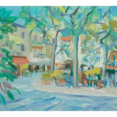 Lot 98 - IRENE LESLIE MAIN (SCOTTISH B.1959)