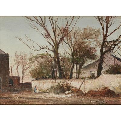 Lot 64 - WILLIAM WELLS (1842-1880)