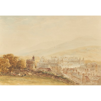 Lot 63 - JAMES ORROCK R.I., R.O.I. (SCOTTISH 1829-1913)