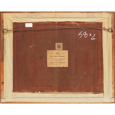 Lot 63 - JAMES ORROCK R.I., R.O.I. (SCOTTISH 1829-1913)