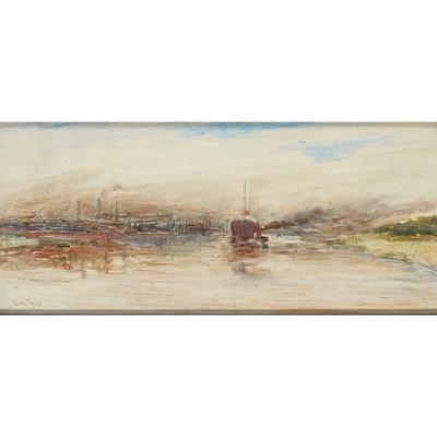 Lot 155 - SAM BOUGH R.S.A, R.S.W. (SCOTTISH 1822-1878)