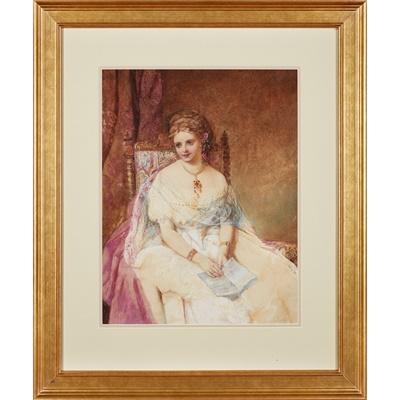 Lot 96 - JOHN FAED R.S.A. (SCOTTISH 1819-1902)
