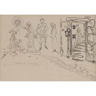 Lot 395 - JESSIE MARION KING (1875-1949)