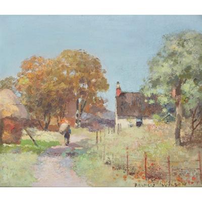 Lot 157 - FRANCIS WILSON (SCOTTISH 1876-1957)