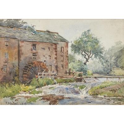 Lot 159 - ROBERT DICKIE CAIRNS (SCOTTISH 1866-1944)